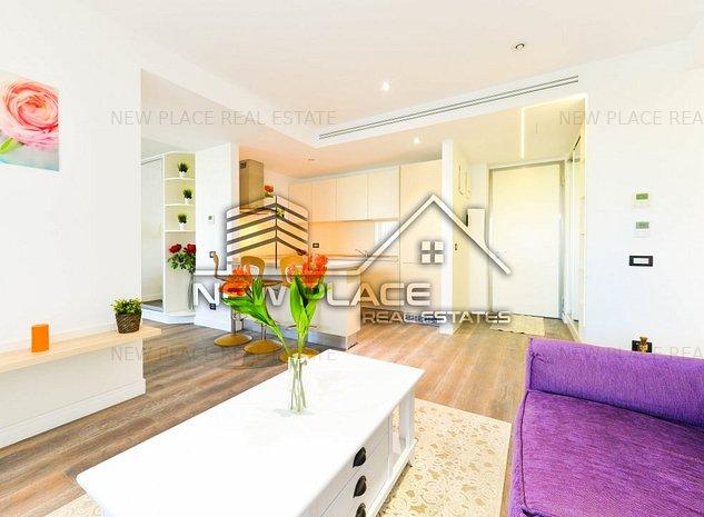 ** newplace ro   Cortina Residence   Apartament deosebit   2 camere   Lux ** - imaginea 1