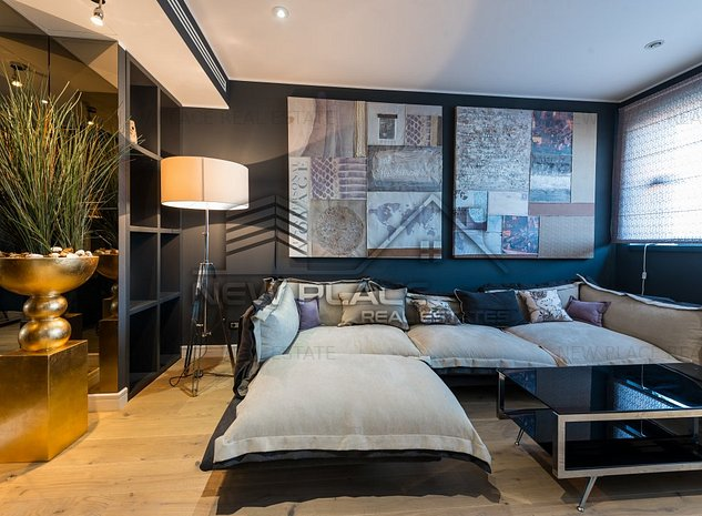 ** newplace.ro | Cortina Residence | Apartament exclusivist | 2 Camere | Lux ** - imaginea 1