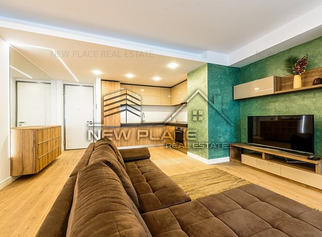 ** newplace ro   Cortina Residence   Apartament exclusivist   2 camere   Lux ** - imaginea 1
