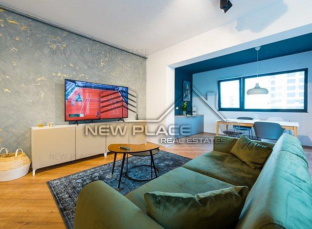 ** newplace ro | 4City | Apartament exclusivist | Vedere catre parc | Lux ** - imaginea 1