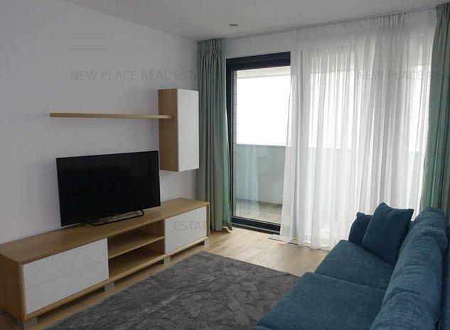 ** newplace.ro   Cortina Residence   Apartament deosebit   Terasa-20 mp   Lux ** - imaginea 1