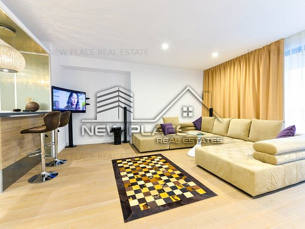 ** newplace.ro | Cortina Residence | Apartament deosebit | 2 camere | Lux ** - imaginea 2