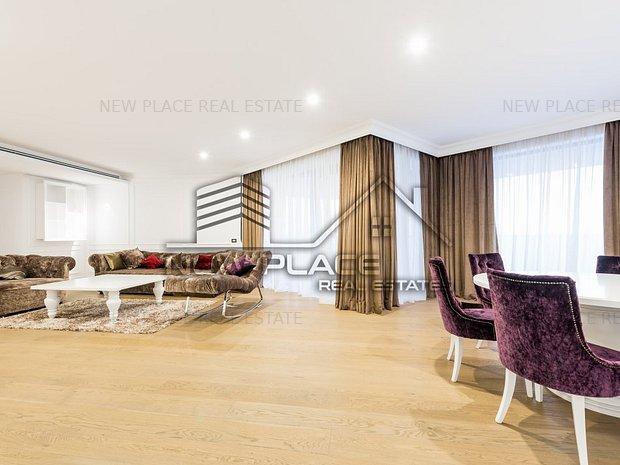 *newplace.ro Cortina Residence Apartament exclusivist Vedere Parc Herastrau Lux* - imaginea 1