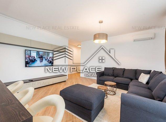 ** newplace ro | 4City | Lux | Apartament exclusivist | Rond OMV Pipera ** - imaginea 1
