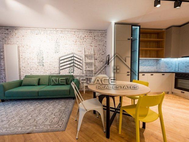 *newplace.ro|4City|Prima inchiriere|Lux|Apartament exclusivist|Rond OMV Pipera* - imaginea 1