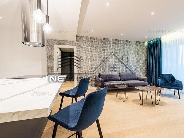 **newplace.ro|One Herastrau Plaza|Apartament exclusivist|Prima inchiriere|Lux** - imaginea 1