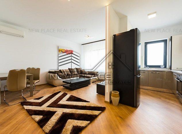 ** newplace ro | 4City | Rond OMV Pipera | Apartament deosebit | Lux ** - imaginea 1