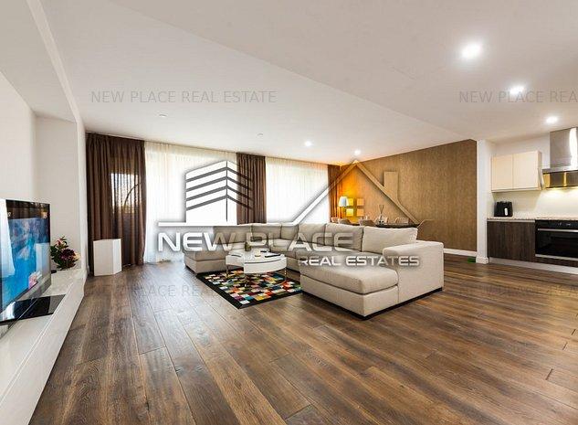 ** newplace ro   Cortina Residence   Apartament exclusivist   3 camere   Lux ** - imaginea 1