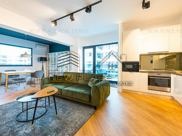 ** newplace.ro | 4City | Apartament exclusivist | Rond OMV Pipera | Lux ** - imaginea 1