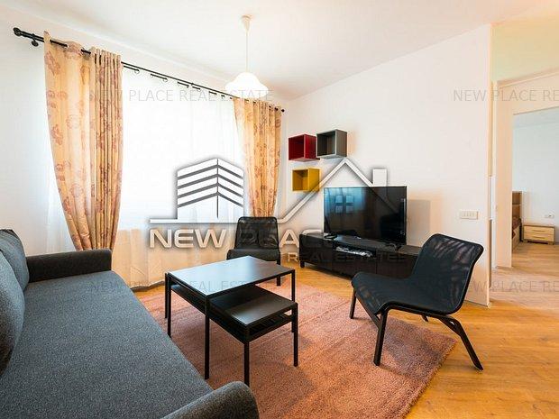 newplace.ro | 4City | Prima inchiriere | Apartament deosebit | OMV Pipera | Lux - imaginea 1