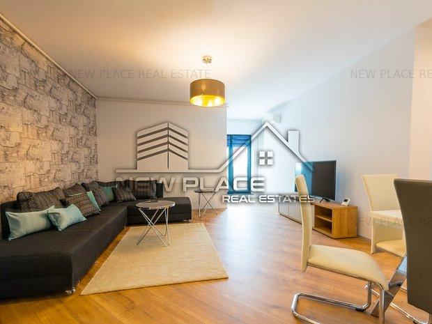 **newplace.ro|4City|Prima inchiriere|Lux|Apartament deosebit|Rond OMV Pipera** - imaginea 1