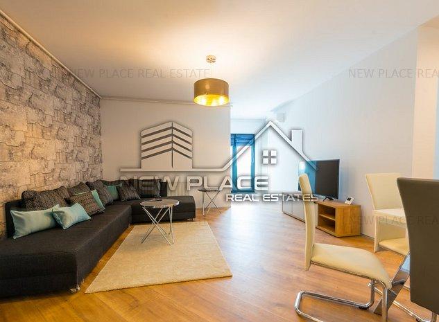 ** newplace ro | 4City Lux | Apartament deosebit | Rond OMV Pipera ** - imaginea 1