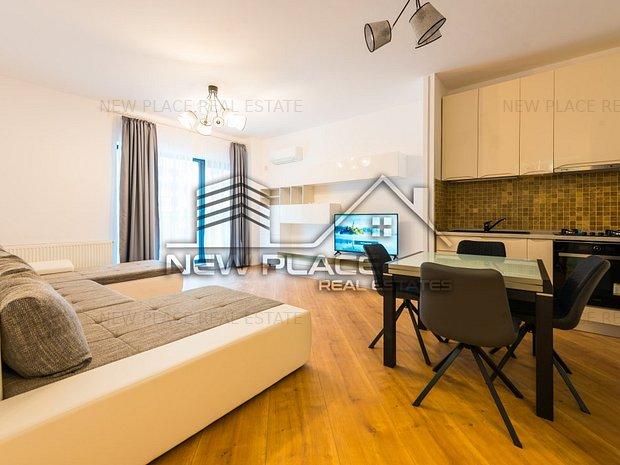 newplace.ro | 4City | Prima inchiriere | Apartament deosebit | Terasa 12mp | Lux - imaginea 1