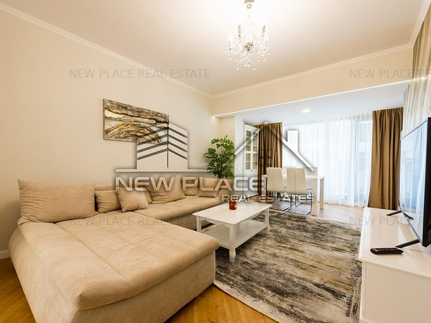 *newplace.ro | 4City | Apartament exclusivist | Vedere curtea interioara | Lux* - imaginea 1