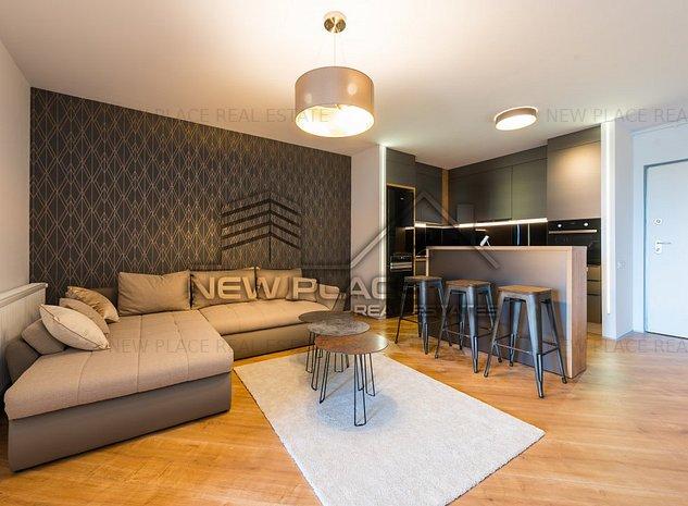 ** newplace ro | 4City | Lux | Apartament deosebit | Rond OMV Pipera ** - imaginea 1