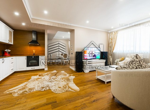 ** newplace ro | Cortina Residence | Apartament exclusivist | Terasa 20mp | Lux - imaginea 1