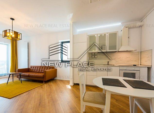 ** newplace ro | 4City | Apartament deosebit | OMV Pipera | Lux ** - imaginea 1