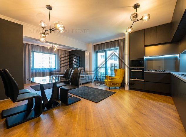 ** newplace ro | 4City | Apartament exclusivist | Rond OMV Pipera | Lux ** - imaginea 1