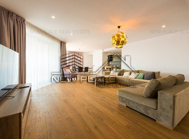 ** newplace ro | Cortina Residence | Vedere Libera Parc Herastrau | Lux ** - imaginea 1