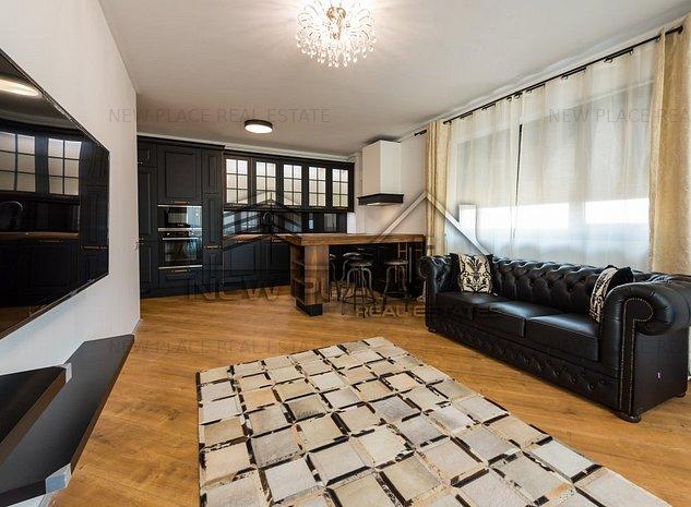 **newplace ro | 4City | Vedere curte interioara | Apartament exclusivist | Lux** - imaginea 1