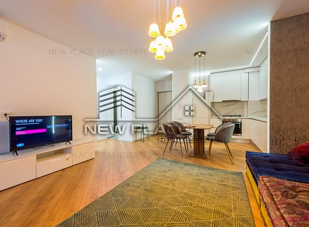 ** newplace ro | 4City | Prima inchiriere | Vedere curte interioara | Lux ** - imaginea 1