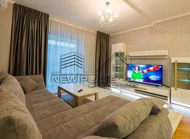** newplace ro | 4City | Terasa de 12.70 mp | Apartament exclusivist | Lux ** - imaginea 1