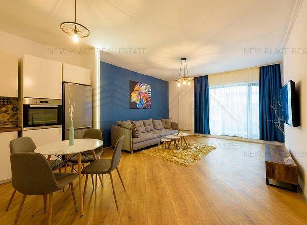 ** newplace ro | 4City | Vedere curtea interioara | Apartament spatios | Lux ** - imaginea 1