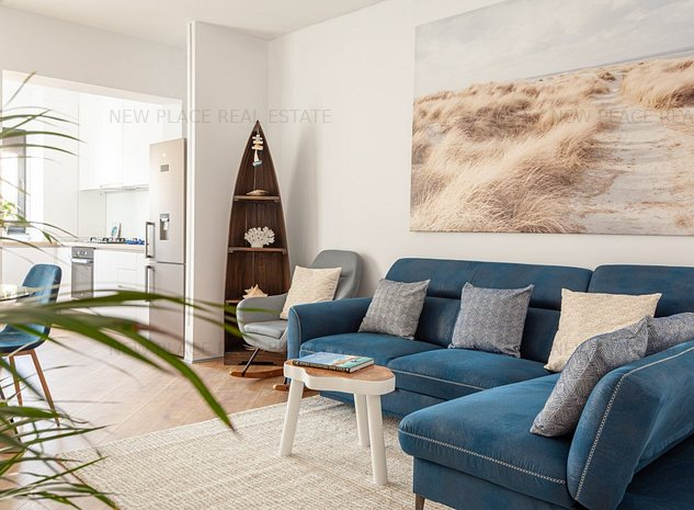 *newplace ro | 4City | Apartament exclusivist | Vedere curtea interioara | Lux* - imaginea 1