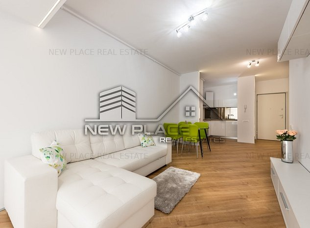 ** newplace.ro | 4City | Lux | Rond OMV Pipera | Vedere curtea interioara ** - imaginea 1