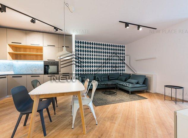 *newplace ro | 4City | Lux | Apartament exclusivist | Vedere curtea interioara* - imaginea 1