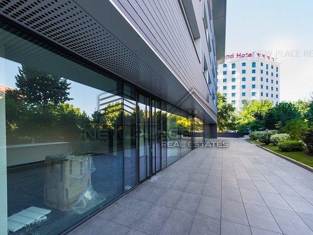 Cortina Residence | Spatiu comercial/birou - imaginea 2