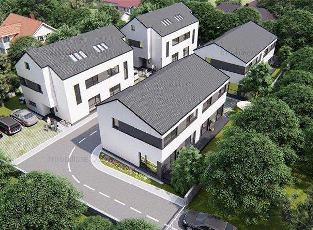 vanzare vile in duplex otopeni central - imaginea 1