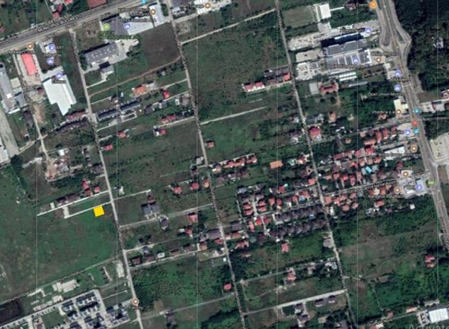 Teren 500mp vanzare Str Drumul Agatului Sector1(Baneasa) - imaginea 1
