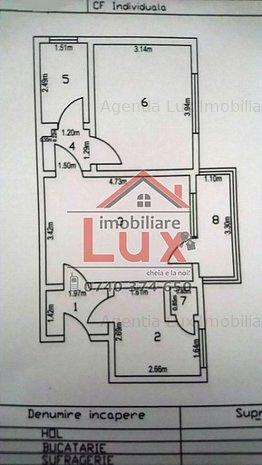 ID intern 2287 Apartament cu 2 camere ULTRACENTRAL - imaginea 1