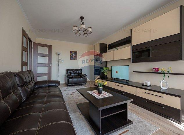 Apartament cu 2 camere de inchiriat in zona Centru Civic - imaginea 1