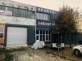 Vânzare spaţiu industrial în Oradea, Calea Clujului