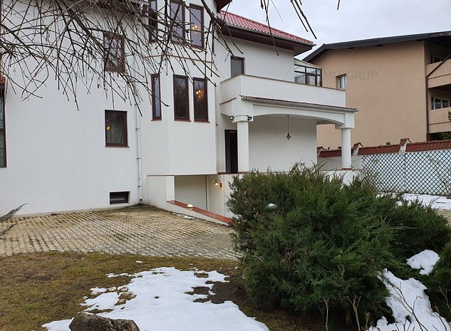Vila exclusivistă Proiect deosebit curte 1250 mp Pipera scoala Americana - imaginea 1