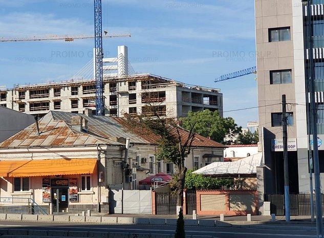 Teren ideal constructie Calea Plevnei - imaginea 1