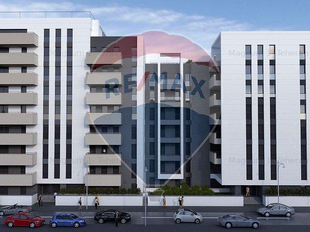 Apartament 2 camere - Banu Manta - Titulescu - Petru Rares 5-9 - PR59 - E7.2 - imaginea 1