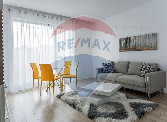 Apartament 3 Camere - Delfinului - Mega Mall - Citta - D.11.7 - imaginea 1