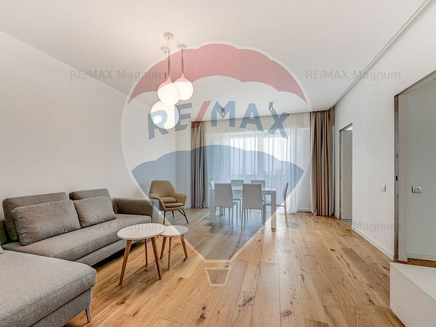 Apartament 3 camere Maria Rosetti - imaginea 1
