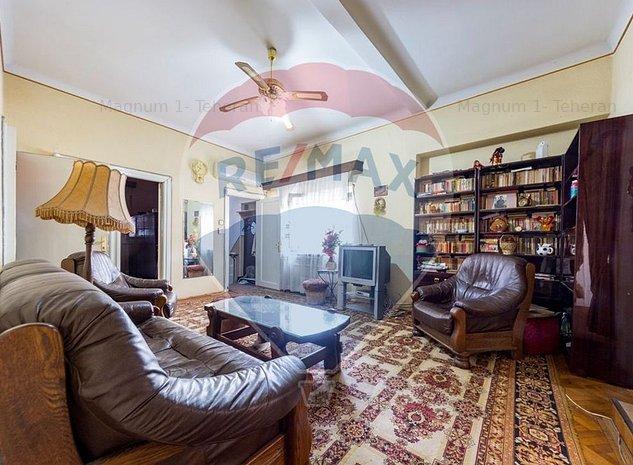 Jumatate vila ( apartament ) cu garaj Armeneasca Bucuresti - imaginea 1