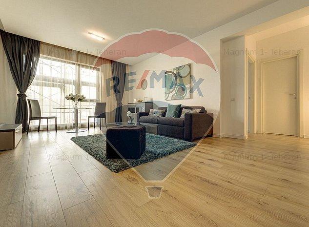 Apartament 2 camere tip F, Citta Residential Park-Megamall - imaginea 1