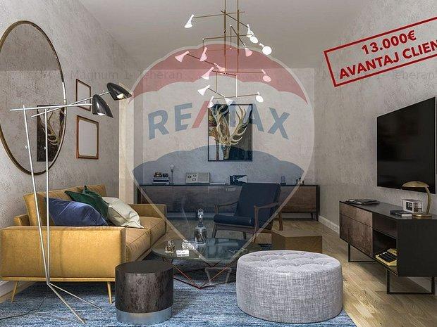Apartament 2 camere decomandat - Expoxitiei - imaginea 2