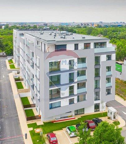 Apartament 4 Camere  Baneasa cu acces la SPA - COMISION 0% - imaginea 1