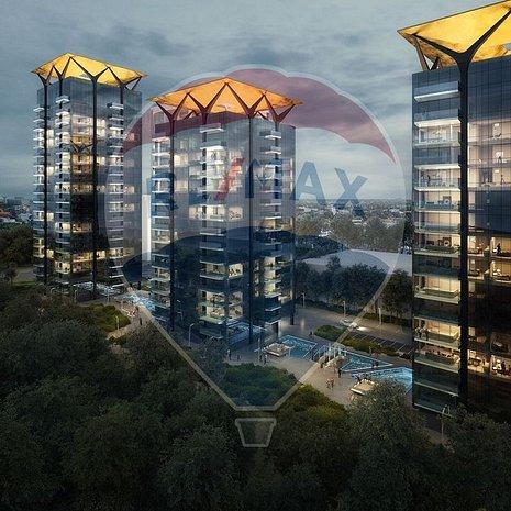 Apartament 2 camere One Mircea Eliade - imaginea 1