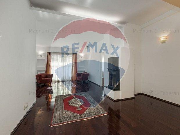 Apartament cu 4 camere in zona P-ta Victoriei - Dorobanti - imaginea 2