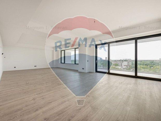 Apartament 5 camere  Herastrau -Nordului de vanzare - imaginea 2
