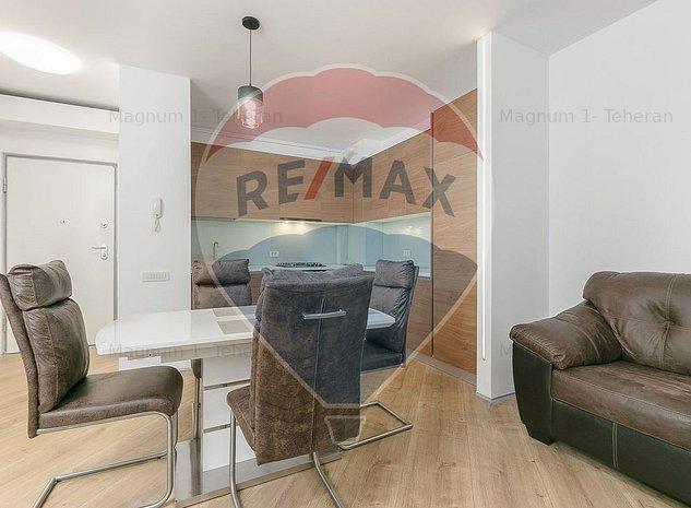 Apartament de vanzare 3 camere Aviatiei/Rond Omv - imaginea 1