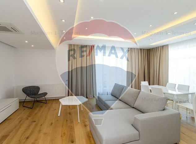Apartament 3 camere  Laguna Rezidence - imaginea 1